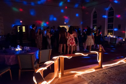 Bishop\'s Ball 2017. Image credit: Gary Allman