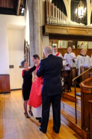 The ordination of Mark Ohlemeier into the Sacred Order of Presbyters at Christ Episcopal Church, Springfield