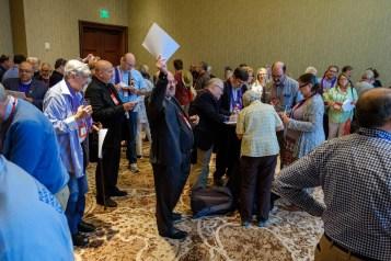 Province VII Meeting. Image: Gary Allman