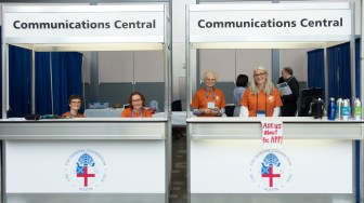 Communications Central Image: Gary Allman