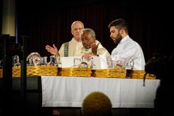 Convention Eucharist. Image: Gary Allman