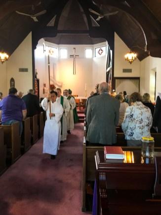 Christ Church Warrensburg 150th Anniversary. Image: Julie Johnson