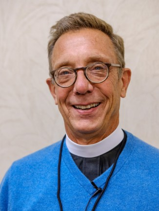 The Rev. Jay Sidebotham - Director of RenewalWorks (a ministry of Forward Movement). Image: Gary Allman