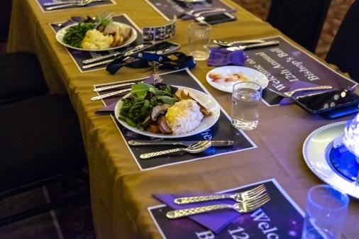 Dinner. Image: Gary Allman