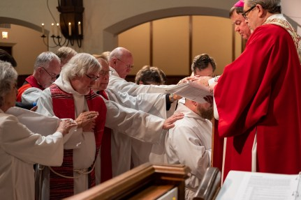 The Consecration. Image: Gary Allman