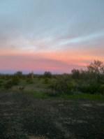Sunrise. Image credit: Carolyn B Thompson