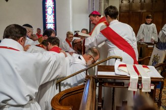 On Saturday, May 18, 2019, Christ Episcopal Church Springfield hosted the Ordination to the Sacred Order of Priests of the Rev. Bradley Heuett and the Rev. Chandler Jackson.Image credit: Gary Allman