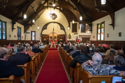 The sermon delivered by the Rev. David Wantland, Palmer Memorial Episcopal Church, Houston, Texas, at the ordination to the Sacred Order of Priests of the Rev. Joseph Anton Pierjok. Image credit: Gary Allman