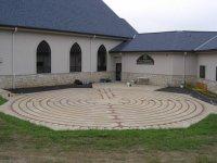 St. Mary Magdalene labyrinth