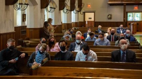 Area Confirmations, St. Andrew's Episcopal Church, Kansas City. Image credit: Mary Ann Teschan
