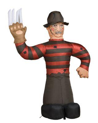 Nightmare On Elm Street 7 Ft Freddy Airblown Inflatable