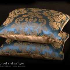 Luxury Sofa Throw Pillows 1d Flip Out Bed Decorative Custom Bedding In Barrington Crystal