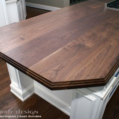 Kitchen Table Tops Rustic Light Fixtures Custom Solid Hardwood Dining And Restaurant