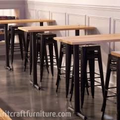 Custom Restaurant Tables And Chairs Office For Heavy People Solid Hardwood Table Tops Dining