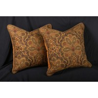 Clarence House Tapestry - Brunschwig Velvet Square Accent ...