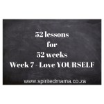 52 lessons for 52 weeks