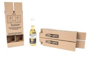 Two Bottle - 375ml / Beer Insert