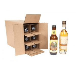 375 ML Bottle Shippers