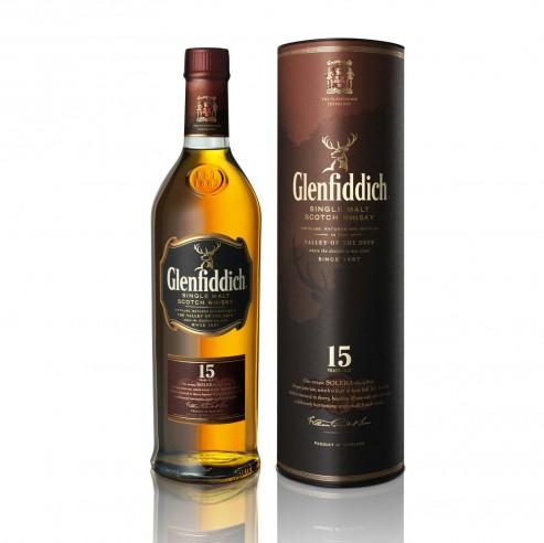 Glenfiddich 15yrsold