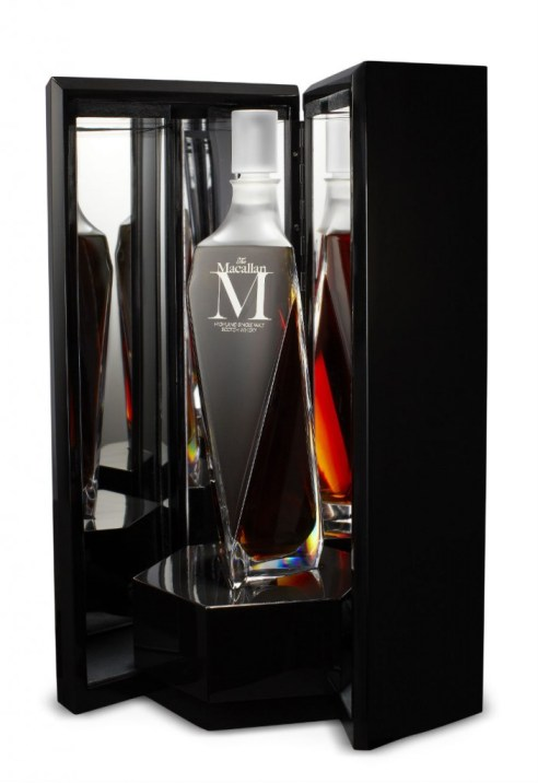 Macallan M open pack