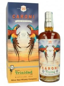 Silver Seal Caroni rum