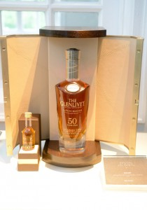 The Glenlivet Winchester Collection Vintage 1964 50 Year Old at at 2014 DFS Masters of Wines and Spirits