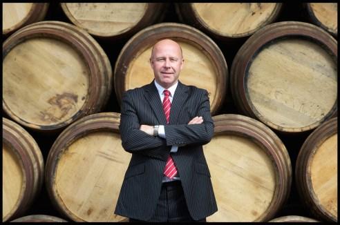 Stuart Macpherson - Cooperage Manager, Master of Wood