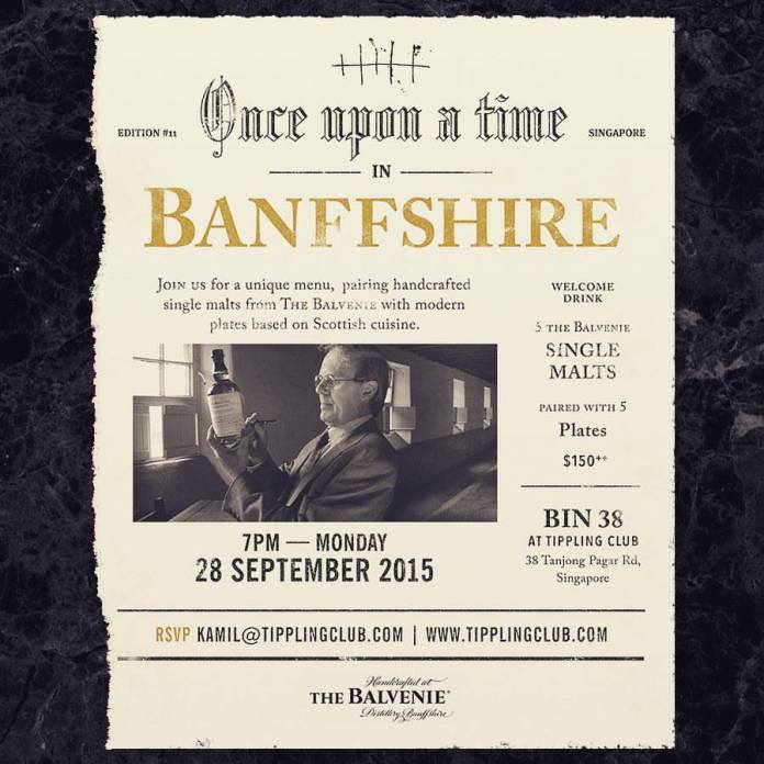 Once Upon A Time in Banffshire