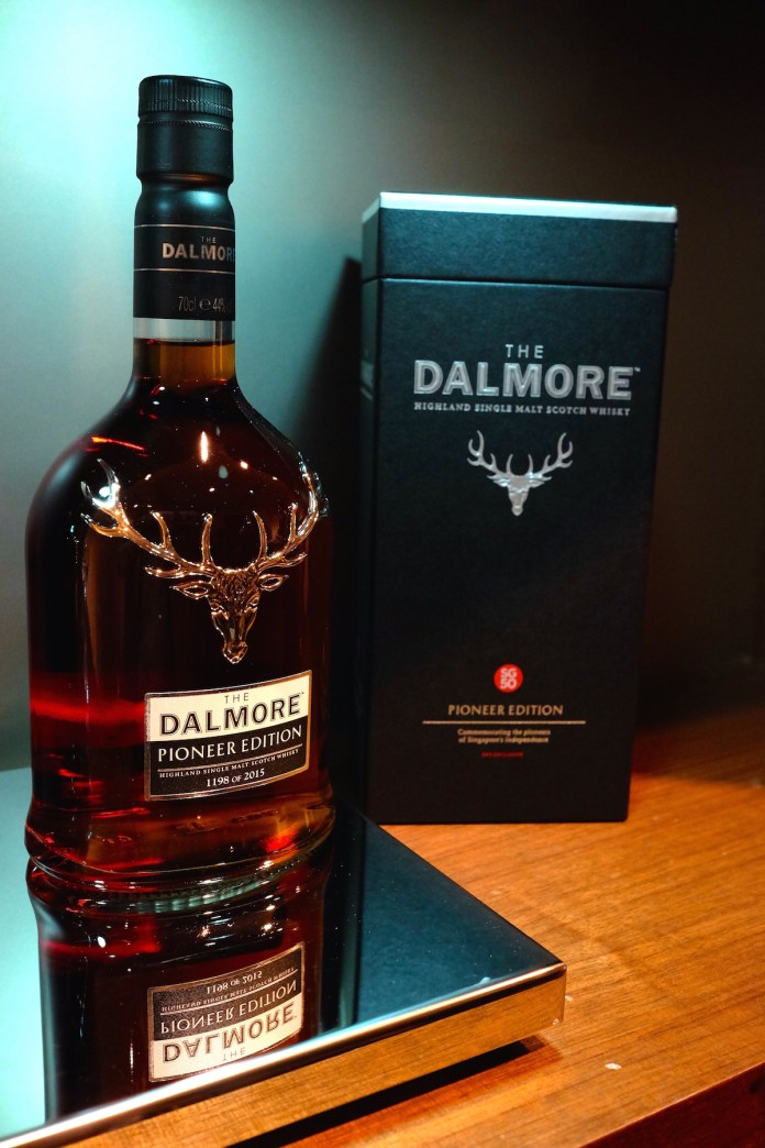 The Dalmore Pinoeer Edition