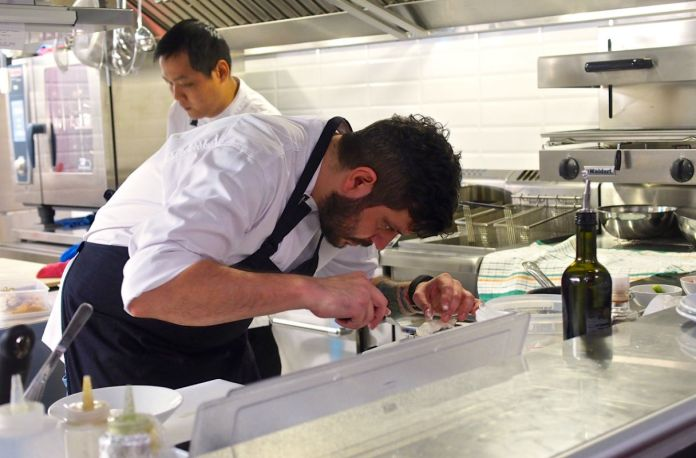 club 39 kitchen