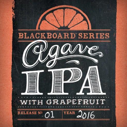 victory blackboard agave ipa