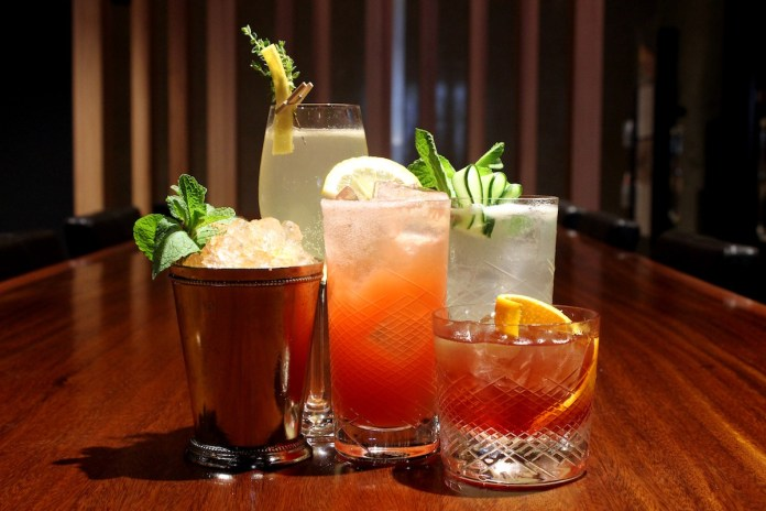 Antidote - Singapore Cocktail Week 2016