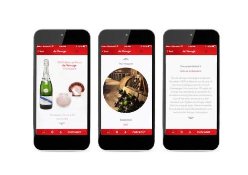 BottlesXO Phone App