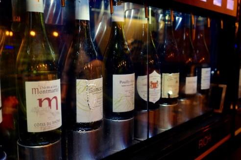 napoleon wine enomatic