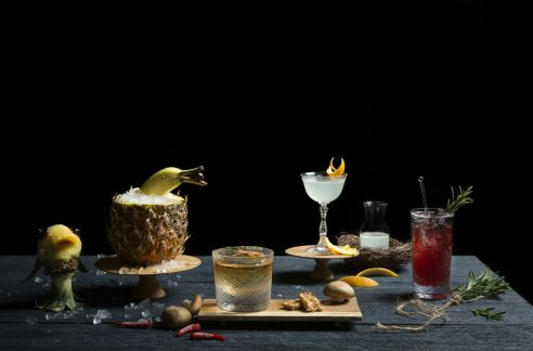 Antidote - Gina Kent's Signature Cocktails