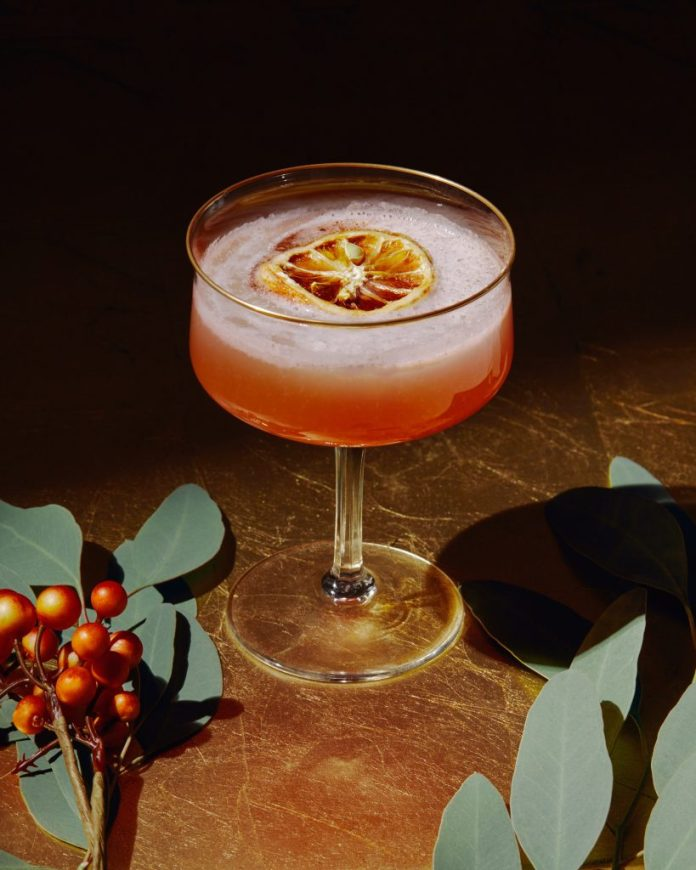 A Harper Carol - Winter Cocktails 2020 Holiday