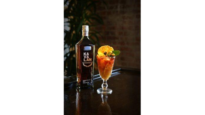 Kavalan Tropics Lunar New Year Cocktails