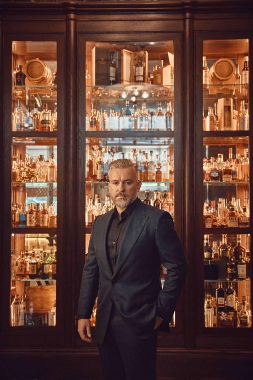 Jay Bradley - The Craft Irish Whiskey - The Brollach