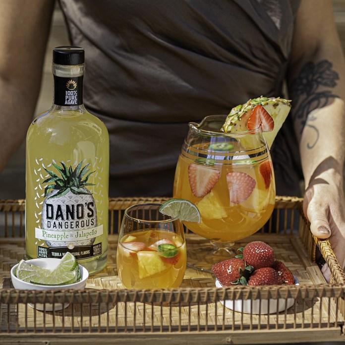 Summer Sangria - End of Summer cocktails