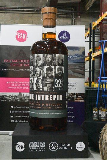 Biggest Whisky Bottle