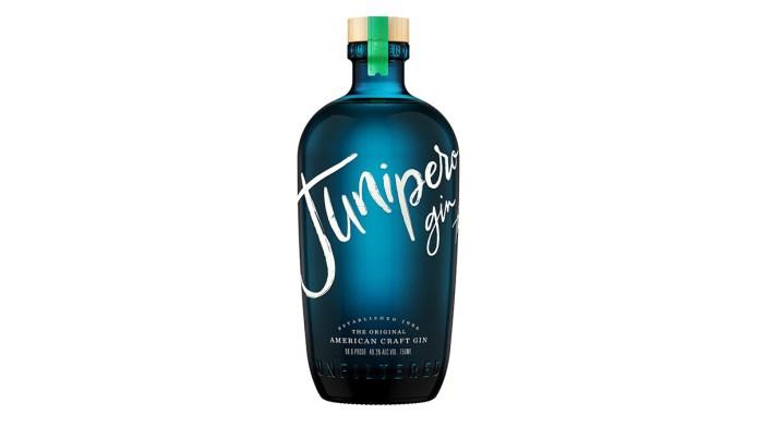 Junipero Gin Celebrates 25th Anniversary