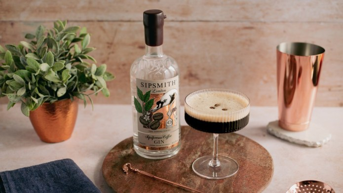 Sipsmith Launches Sipspresso Coffee Gin