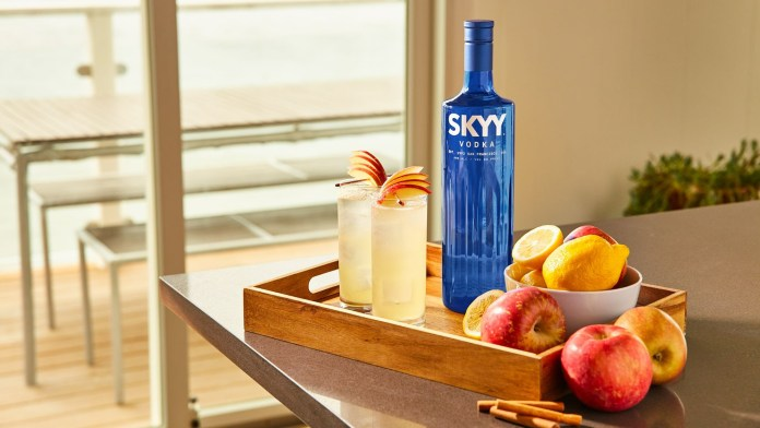Fall Cocktails Skyy