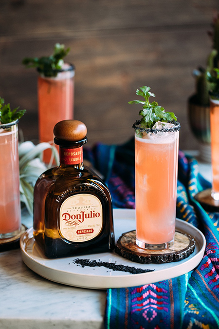 Fall Cocktails Don Julio