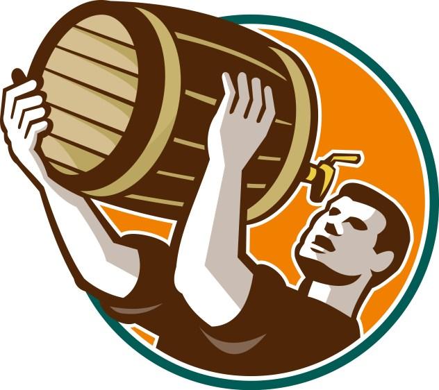 beer-keg-man-drinking-circ-051214
