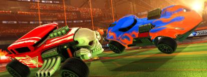 Le patch 1.29 de Rocket League est désormais disponible !