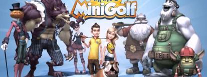 Infinite Minigolf arrivera sur consoles au printemps
