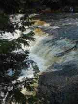 Tacquahmenon Falls, Michigan
