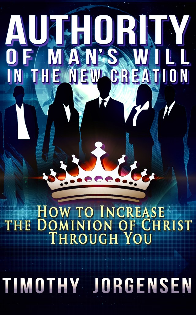 Authority of Man New Creation