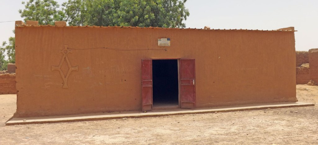 The Bani Bangou Youth Center is a solid structure but lacks the resources necessary to maximize its effectiveness and potential in the community